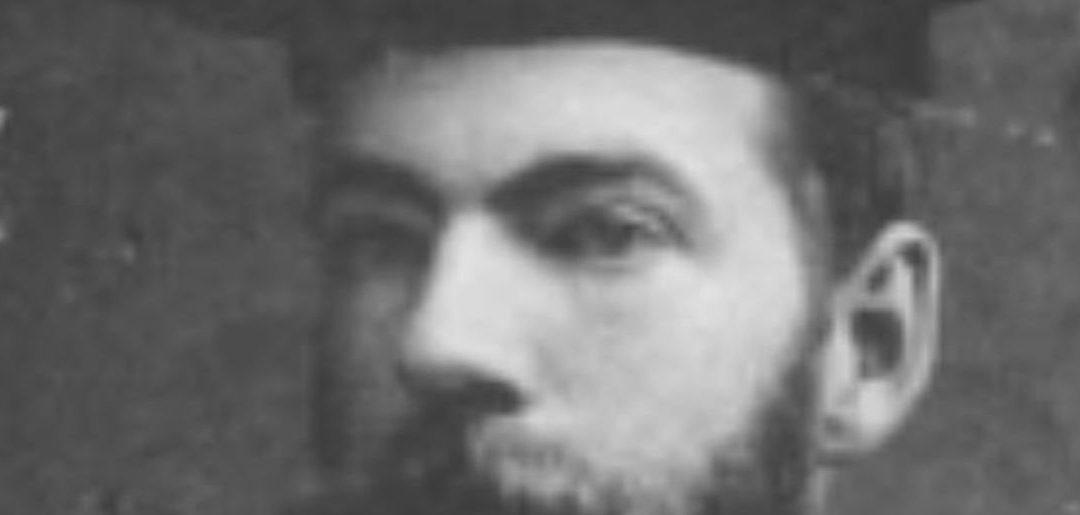 Dominee Domela Nieuwenhuis op toernee (1899)
