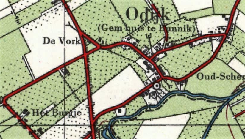 dorp odijk 1955