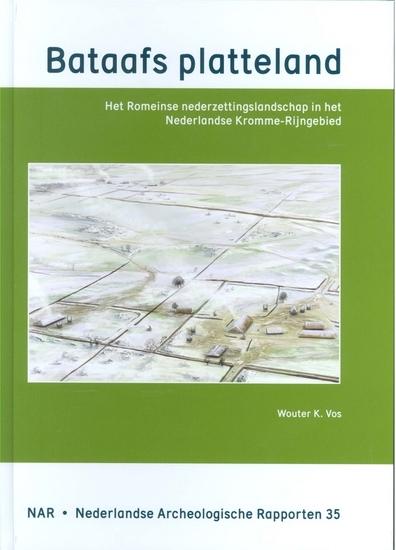 Bataafs Platteland, proefschift van Wouter Vos
