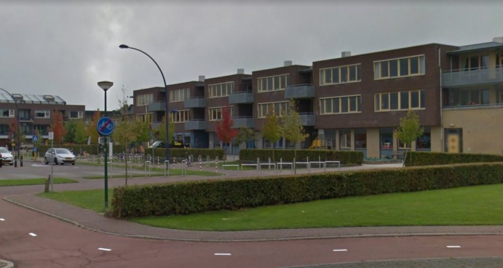 Scholen aan Rijneiland in Odijk
